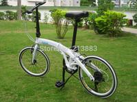 "2014 Latest hot sale exported Adult pocket bike\/ folding bike\/fold up bicycle china lightweight cheap 20\"" folding alloy bike"