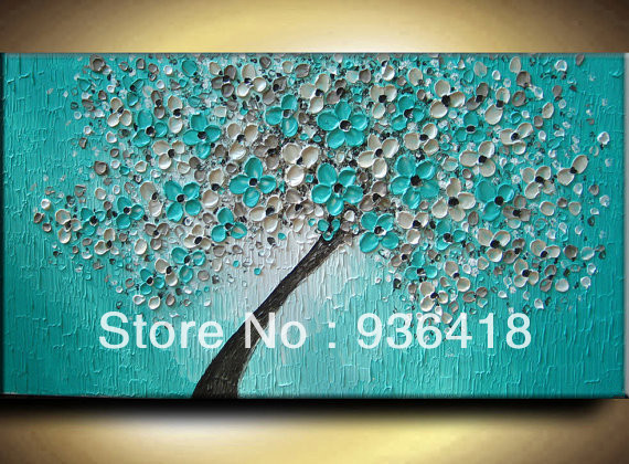 Buy Custom Oil Impasto Painting Texture