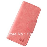 Bag long design women's wallet multi card holder candy color lovers wallet