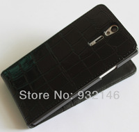 3 Mixed Color Crocodile Leather FLIP Pouch BAG COVER CASE FOR SONY EXPERIA S LT26i +Screen
