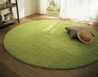 Free shipping circle carpet fitness yoga mats computer cushion bed rug