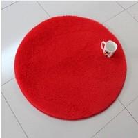 Free shipping 80cm diameter yoga mat circle bruge carpet bed blankets computer chair carpet mats 10colors