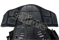 Super Quality Motorcycle Full Body Armor Jacket Spine Chest Protection Gear Size XL  TK0496 #3