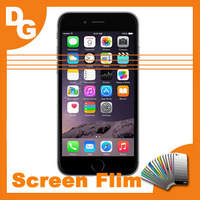 10 pcs/lot Newest HD Clear Screen Protector For Iphone 6 4.7 inch 1334 x 750p Without Retail Package