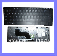 100% Generic For HP EliteBook US Keyboard Teclado For HP EliteBook 8440p 8440w 594052-001 series Laptop---K1295