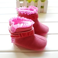 FREE SHIPPING,Warm and Cute winter/Anti-slip Baby Boots/Toddler&Infant's Shoes/Footwear/Baby pre-walkers,wholesale