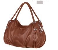 WOMEN HANDBAG designers brand 2013 tote logo leather bag shoulder fashion high quality Wholesale