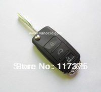 for Brazil Positron car alarm remote key control with HCS300 chip Rolling code (VW 3 button style) 433.92mhz