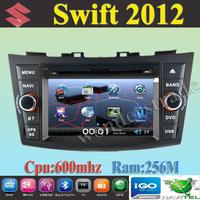 "7"" CAR DVD PLAYER + GPS Navigation for Suzuki Swift 2011 2012 2013"