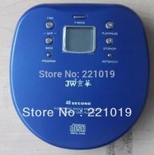 reproductor de cd clour: azul gris(China (Mainland))