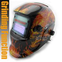 Solar battery outside control auto darkening/shading grinding/polish welding helmets/welder goggles/weld mask