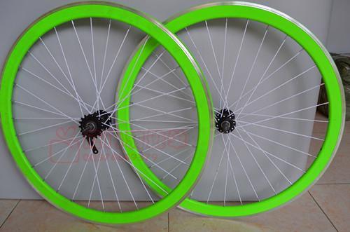 Fixed Gear Wheels Cerchi