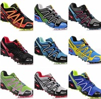 New Color arrival Free Shipping Salomon Men Running Shoes Run Shoes For Men Athletic Shoes lower price High Quality 19 colors