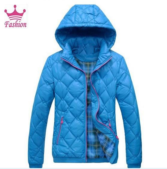 new 2013 fashion brand designer autumn winter cotton goose down sport coat women outdoor snowboard plus size ladies coats xxl(China (Mainland))