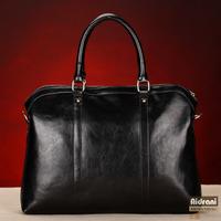 Vogue of new fund of 2013 business bag briefcase computer bag commuter bag leather handbag