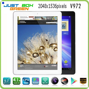 Great Price!!! Onda V972 A31 Quad Core 1.5GHz 9.7Inch Android 4.2 Tablet PC Capacitive Screen 2GB 16GB Dual Camera External 3G