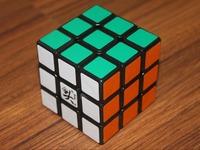 Dayan Lingyun V2 3x3 Black  Magic Cube 3x3 Speed cube 3x3x3
