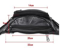 Waist bags new men's fashion leather Waist bags pouches Messenger Bag for man