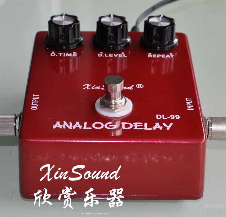 Аксессуары для гитары BBD dl/99a XinSound DL-99A BBD Analog Delay 1kg dl methionine food grade 99% dl methionine