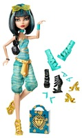 New 2013!Monster high dolls original,Shoes Fashion Show ,Cleo De Nile,dolls for girls