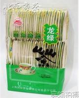 300g 100 packs longjing organic matcha green tea 2014 leaves powder bags extract sunshine teas Chinese Health care weight loss
