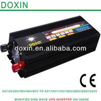 DC24V to AC220V 2000W UPS Modified Sine Wave Power Inverter UPS