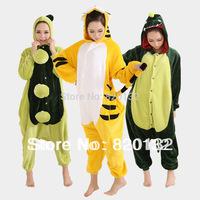 New Arrival Christmas Cosplay Costumes Animal Pajamas Anime Cartoon Pyjamas Costume For Halloween Women Sleepsuit,Free Shipping