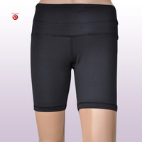 2013 Hot Lululemon yoga pants! Free shipping women's brand cotton yoga pants black, fashion summer sportswear Size: XS-XL