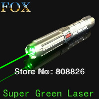 New 10000mw Combustion Green laser pointer  A lighted match Light a cigarette Cigarette lighter  532nm Free shipping