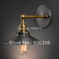 Free shipping E27 40W Edison wall lamp, bedroom bedside wall lamp, study wall lamp, wall lamp aisle balcony, speaker wall lamp