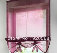 free shipping roman blinds lift anode-screening balcony piaochuang curtain