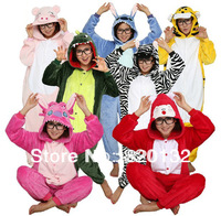 Good Quality Animal Sleepsuit Pajamas Women Kigurumi Pajamas Costume Cartoon Cosplay Costume Women Sleepwear Adult,Free Shipping