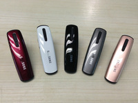 Free Shipping Wireless V2.1 Bluetooth Headset Earphone for all mobilphone like Samsung with retail packing 5color 231