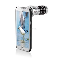 12X Zoom Optical Telephoto Lens with Tripod Case for SAMSUNG Galaxy Note 2 N7100