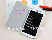 made by alps ! 5.5 inch MTK6577 china android phone for n7102  HD 1280x720 phone ,wifi,dual camera +EMS  free shipping