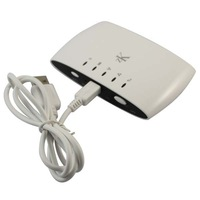 4 in 1 Portable 3G WiFi Wireless Router Function 150Mpbs with 2000mAh Power Bank