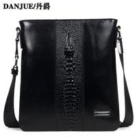 Free shipping 2013 hot design Men bags cross shoulder handbag messenger man bag business bag genuine leather bag 8745-3