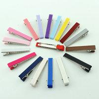 Spring 2014 15 colors  DIY hair Accessory clips Baby girl Ribbon Hair Bows Clip hairband  Hair Accessories