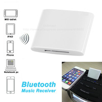 Wireless Bluetooth Music Receiver Dongle Hifi Stereo Audio System Music Adapter for iPhone iPad Cellphone Notebook