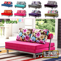Sofabed Chaise With Storage Space easy special cloth art sofa of the sitting room