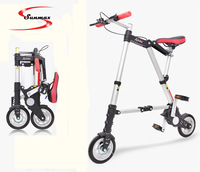 Free shipping to Asia 8''  Abike / Mini Bike/ Folding Bike / Portable bicycle