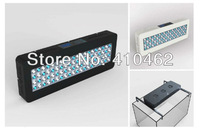 Hot 250W 4-channal programmable  LED aquarium light With Free rack and hang kits
