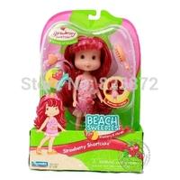Free Shipping Original Strawberry Shortcake Dolls 17cm Many Styles to Choose Smells Berry Sweet Bonecas Kawaii Dolls for Girls
