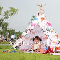 Trojan Pacific Play Tents Cowboy teepee