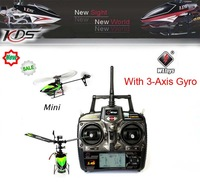 Hot sale New Pro Wltoys V955 2.4G 4CH Remote Control RC Super Mini Helicopter With 3-Axis Gyro Green Purple Free shipping