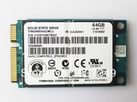 Free Shipping T  O  S  H  I  B  A Internal 64GB mSATA SSD THNSNB064GMCJ Drive