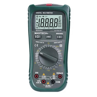Free Shipping MASTECH MS8260D Digital Multimeter Non-contact AC / DC voltage and current frequency of the transistor tester chec