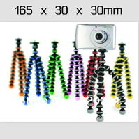 MNi Climb Stand Octopus Flexible Tripod Gorillapod Support For digital Camera DV 165X35X35mm