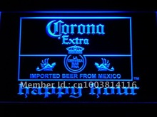 corona beer sign promotion