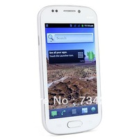 Smart Phone 4.0 Inch Capacitive Touch Screen SP6820 1.0GHz Android 4.0 (Dual SIM, Dual Camera, WIFI)